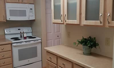Kitchen, Park Villa Apartments, 0