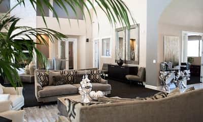 Living Room, Vineyard Gate, 1