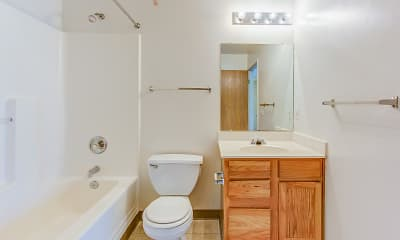 Bathroom, Newport Landing, 2