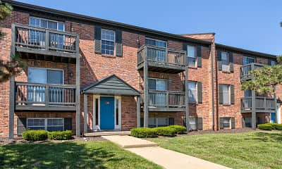 Building, Lenexa Crossing Apartments, 1