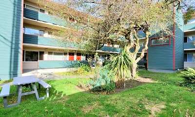 Community Signage, Westernaire Apartments, 2