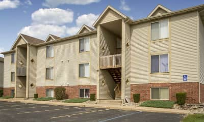 Building, Bremen Park Apartments, 0