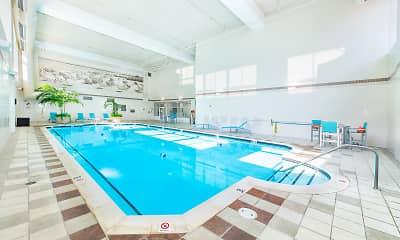 Pool, MAA National Landing, 0