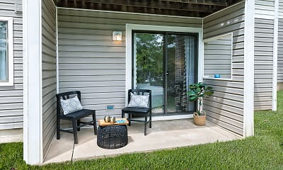Patio / Deck, Abbington Crossing, 2