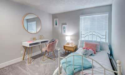 Living Room, Timbre Apartments, 2