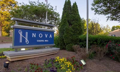 Community Signage, Nova Chapel Hill, 1