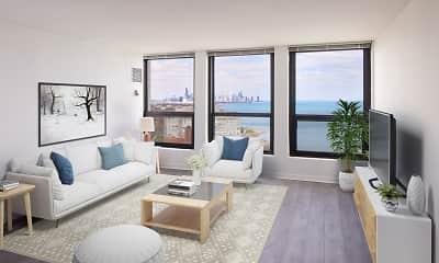 Living Room, Regents Park, 0