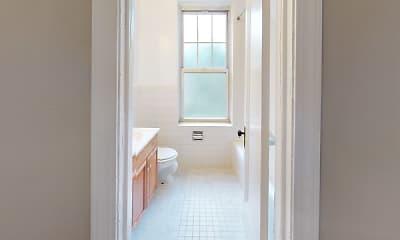 Bathroom, 451 W. Wrightwood, 2