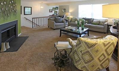 Living Room, Hershey Heights, 1