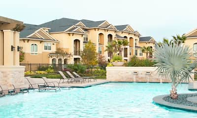 Pool, Palms at Cinco Ranch, 2