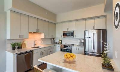 Kitchen, Summer House - Stamford, 0