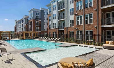 Pool, Flats170 At Academy Yard, 0