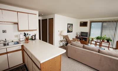 Kitchen, Applegate Estates, 1
