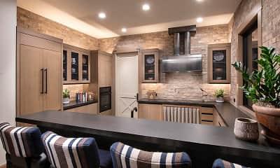 Kitchen, The Flin, 0