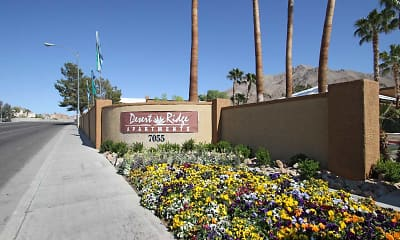 Community Signage, Desert Ridge, 2