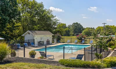 Pool, The Villages at Peachers Mill, 1