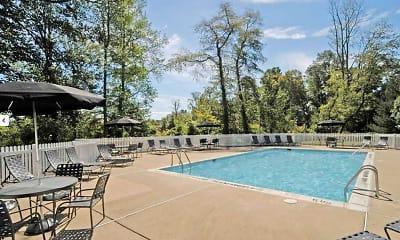 Pool, Greens at Cedar Chase, 2