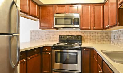 Kitchen, Laurelwood Apartments, 0