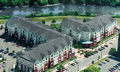 River Place at Rahway, 1