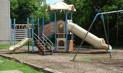 Playground, Village Lake Townhomes, 1