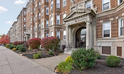 Building, 1175 Boylston Street, 1