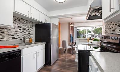 Kitchen, Venue at Winter Park, 1