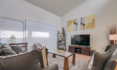 Living Room, Woodgrove Point, 1
