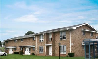 Building, Hanover Manor Senior Apartments, 0