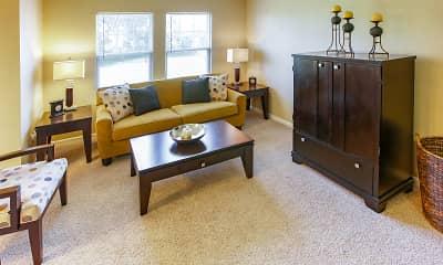 Living Room, Cobblestone Crossings, 1