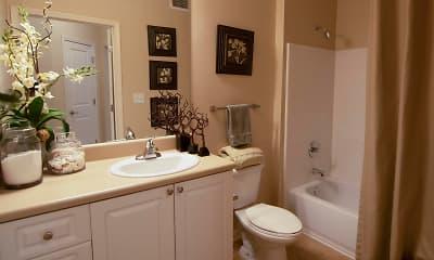 Bathroom, The Overlook At Gwinnett Stadium, 2