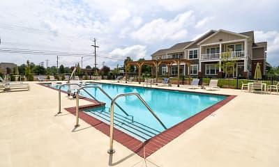 Pool, Villas at Germantown, 0