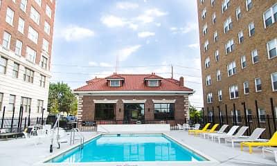 Pool, Bellerive, 1