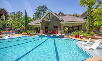 Pool, The Woodlands Lodge, 0