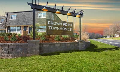 Crown Point Townhomes, 0