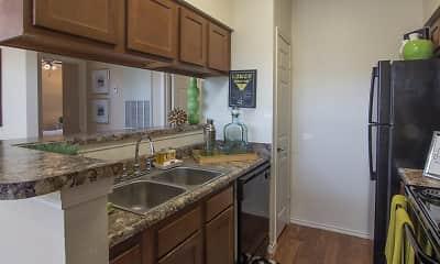 Kitchen, Century Lake Apartment Homes, 1