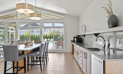 Kitchen, Highland Crossing, 1