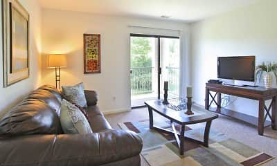 Living Room, Boulder Pointe, 1