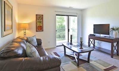 Living Room, Boulder Pointe, 1