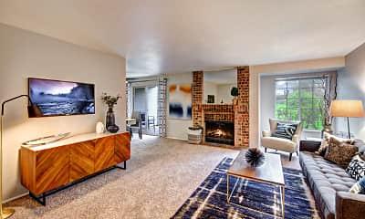 Living Room, Ridgetop, 1