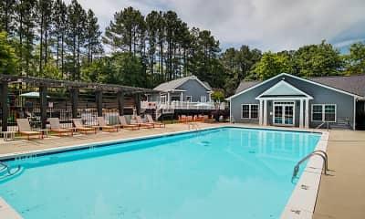 Pool, Aqua at Sandy Springs, 1