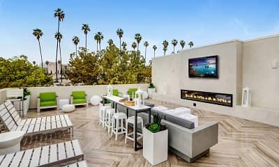 Living Room, Vues on Gordon, 0