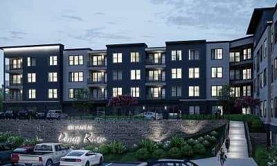 Building, The Flats at Dorsett Ridge Apartments, 2