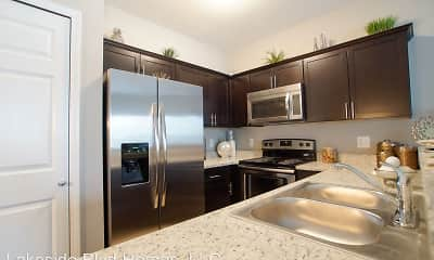 Kitchen, Lakeside Boulevard, 0