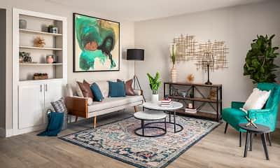Living Room, La Mirada, 0