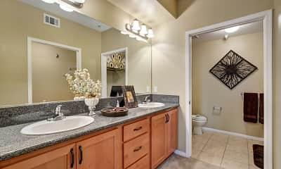 Bathroom, Norterra Canyon Apartments, 2