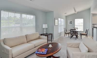 Living Room, Rosemont Brookhaven, 1
