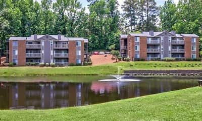 Woodhill Apartments, 1