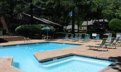 Pool, Cedar Ridge Patio Homes, 0