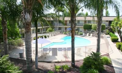 Pool, Villa Del Rey, 2