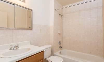 Bathroom, Linwood Village, 2